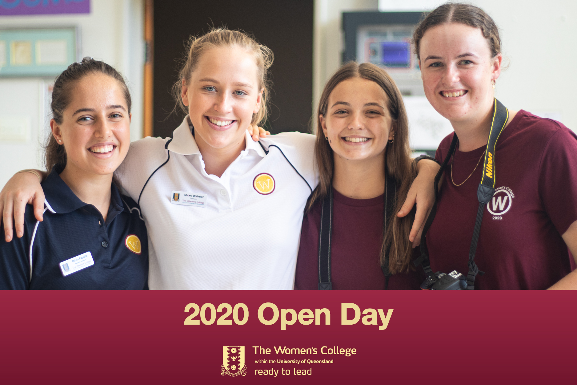 open day women's college
